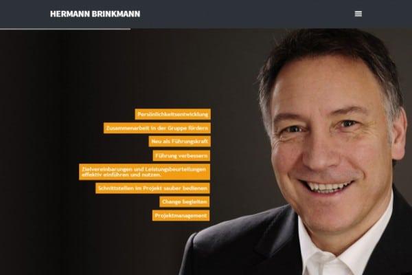 Hermann Brinkmann – Homepage portfolio Portfolio brinkmann 600x400