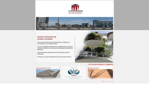 Dynamik Immobilien Homepage portfolio Portfolio dynamik 600x400