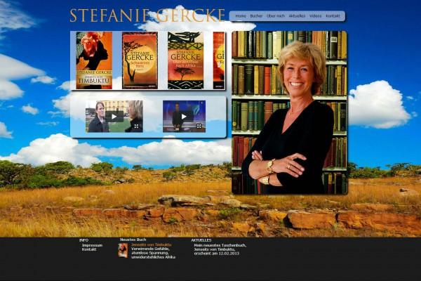 Stefanie Gercke – Homepage portfolio Portfolio gercke 600x400
