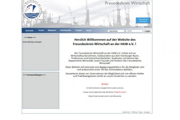 HAW Hamburg – Freundeskreis Wirtschaft Homepage portfolio Portfolio wirtschaft 600x400