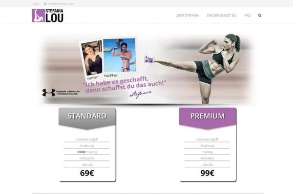 Stefania Lou portfolio Portfolio stefania 600x400