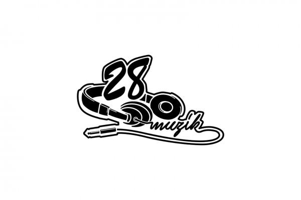 28 Muzik portfolio Portfolio 28muziklogo 600x400