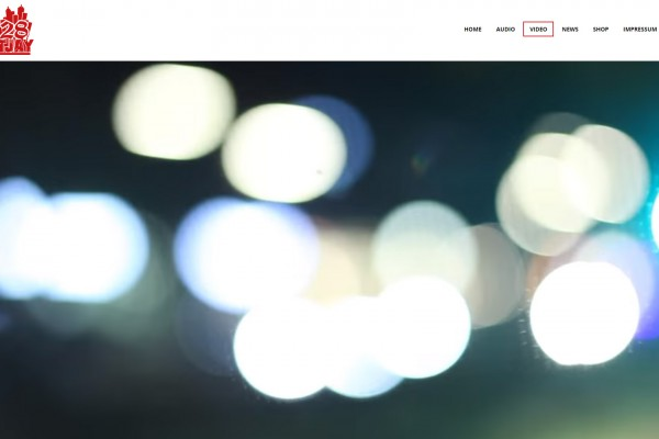 28Tjay – Homepage portfolio Portfolio 28tjay 600x400