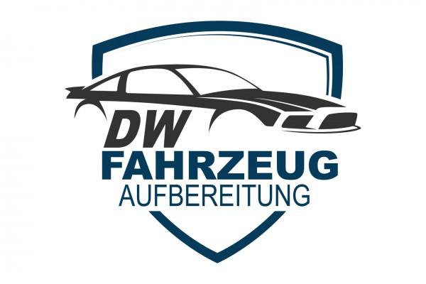 DW Fahrzeugaufbereitung Logo portfolio Portfolio dwfahrzeugaufbereitunglogo 600x400