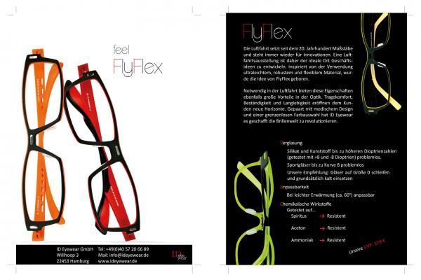 IDEYEWEAR – Flyer portfolio Portfolio flyer ideyewear 600x400