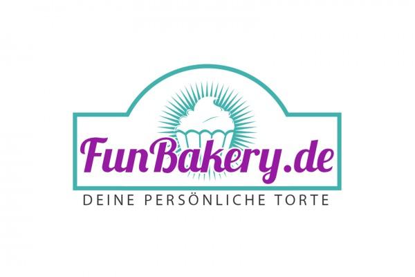 Funbakery – Logo portfolio Portfolio funbakery logo 600x400