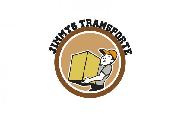 Jimmys Transporte – Logo portfolio Portfolio jimmys transporte 600x400