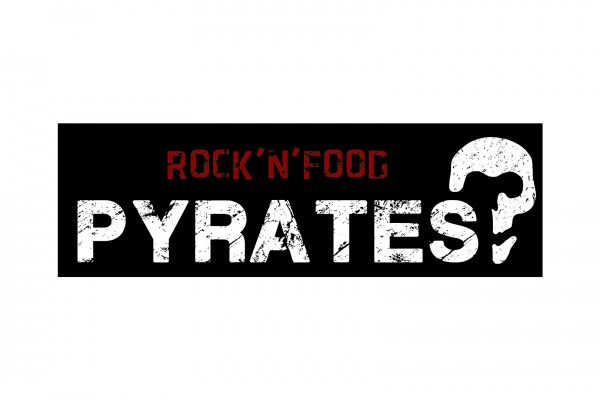 Pyrates Rock n Food Logo portfolio Portfolio pyrateslogo 600x400
