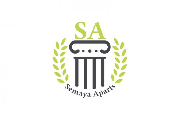 Semaya Aparts – Logo portfolio Portfolio semaya logo 600x400