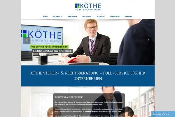 Köthe – Steuer- und Rechtsberatung portfolio Portfolio koethehp 600x400
