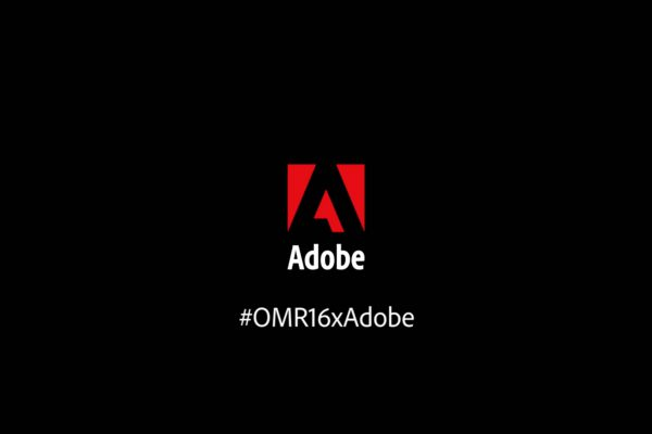 Adobe @ Online Marketing Rockstars 2016 portfolio Portfolio adobe 600x400