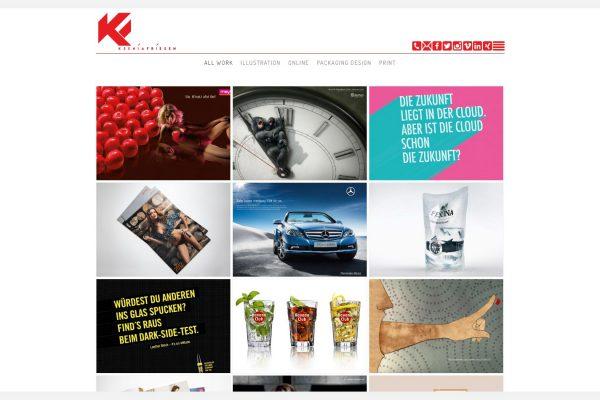 Ksenia Friesen – Homepage portfolio Portfolio ksenia 600x400