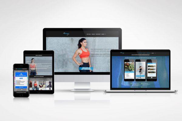 Stefania Lou – I'm Stronger – Homepage portfolio Portfolio stefanialou 600x400