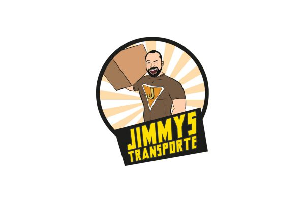 Jimmys Transporte – Logo medienagentur Home – Elbfabrik Medienagentur logojimmy 600x400