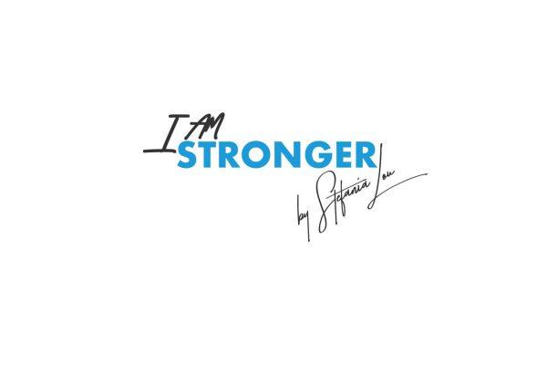 Stefania Lou I'm Stronger – Logo portfolio Portfolio stefanialou logo 600x400