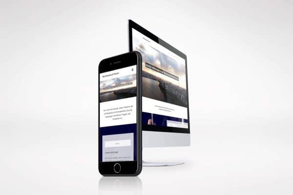 Rechtsanwalt Hazizi – Homepage medienagentur Home – Elbfabrik Medienagentur homepage hazizi 600x400