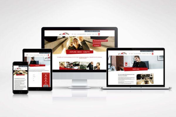 ATM-expert – Homepage medienagentur Home – Elbfabrik Medienagentur portfolio atm expert 600x400