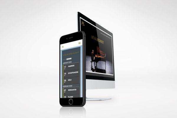 Matthias Kirschnereit – Homepage medienagentur Home – Elbfabrik Medienagentur portfolio matthias kirschnereit 600x400