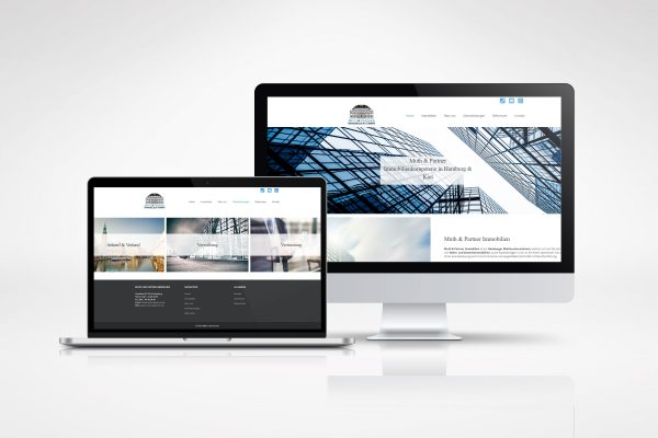 Muth und Partner – Homepage medienagentur Home – Elbfabrik Medienagentur portfolio muth und partner 600x400