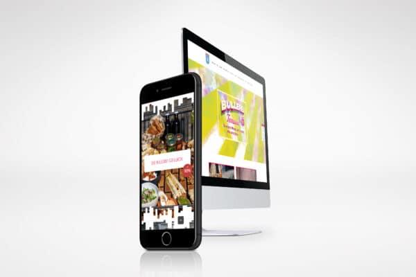 Bullerei – Homepage medienagentur Home – Elbfabrik Medienagentur bullerei 600x400