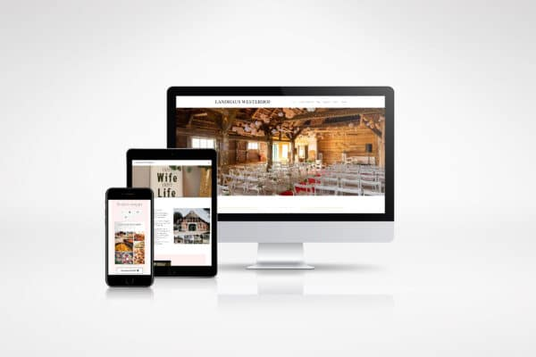 Landhaus Westerhof – Homepage portfolio Portfolio landhaus westerhof 600x400