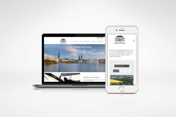 Muth und Cie – Homepage portfolio Portfolio muthundcie 600x400